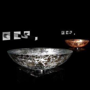 Νιπτήρας Μπάνιου Gala 44 Στρογγυλός Επιτραπέζιος