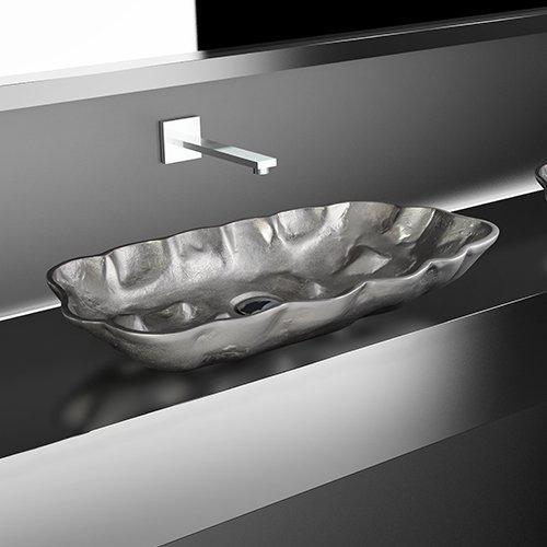 Νιπτήρας Μπάνιου Oxidren Glass Design