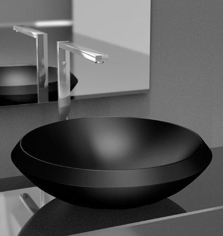 Counter Top Washbasin Round Mito