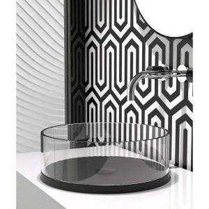 Xtreme Small Στρογγυλός Επιτραπέζιος Νιπτήρας Μπάνιου