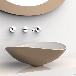 Νιπτήρας Μπάνιου Infinity Over Glass Design