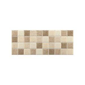 Πλακάκι Μπάνιου Concrete Mosaico Noce Decor 20*50