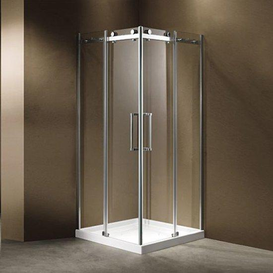 Shower Cabin Square Elixir 100 - FloBaLi