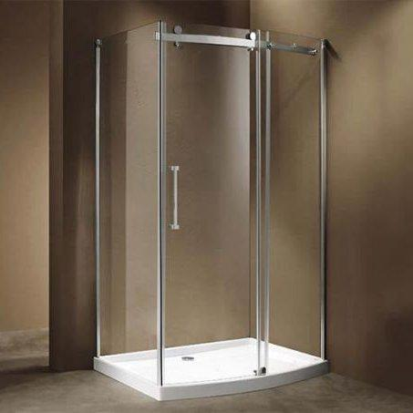 Shower with Cabin Rectangle Elixir 400