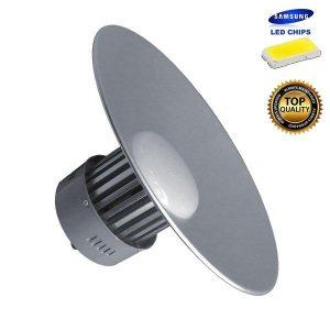 Καμπάνα LED Κρεμαστή 150Watt, 220V, 120°, Ψυχρό