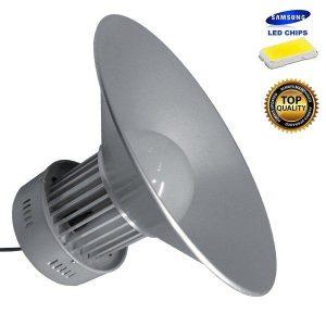 Καμπάνα LED Κρεμαστή 200Watt, 220V, 270°, Ψυχρό