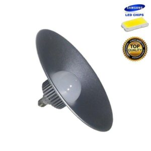 Καμπάνα LED E27 40Watt, 230V, 270°, Ψυχρό