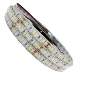Αδιάβροχη LED Ταινία 20 Watt/m 12 Volt Θερμο Ψυχρο