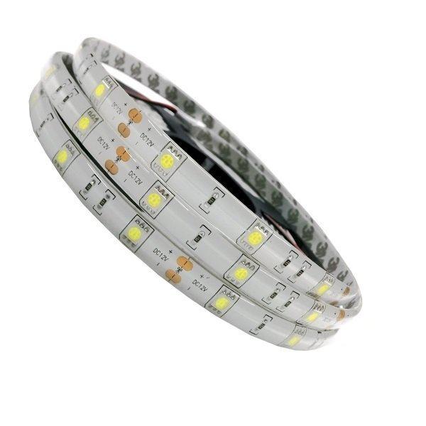 Αδιάβροχη LED Ταινία 7,2 Watt/m 12 Volt Θερμο Ψυχρο
