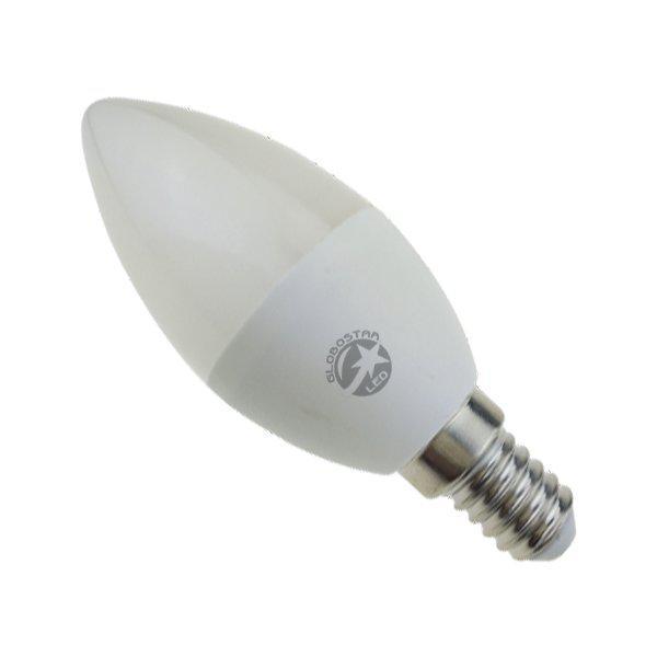 Λάμπα LED E14 6 Watt, 230V, 260°