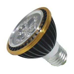 Λάμπα LED PAR20 E27 5 Watt, 220V, 90°, Θερμό-Ψυχρό-Ημέρας