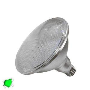Λάμπα LED PAR38 E27 18 Watt, 230V, 300°, Πράσινο
