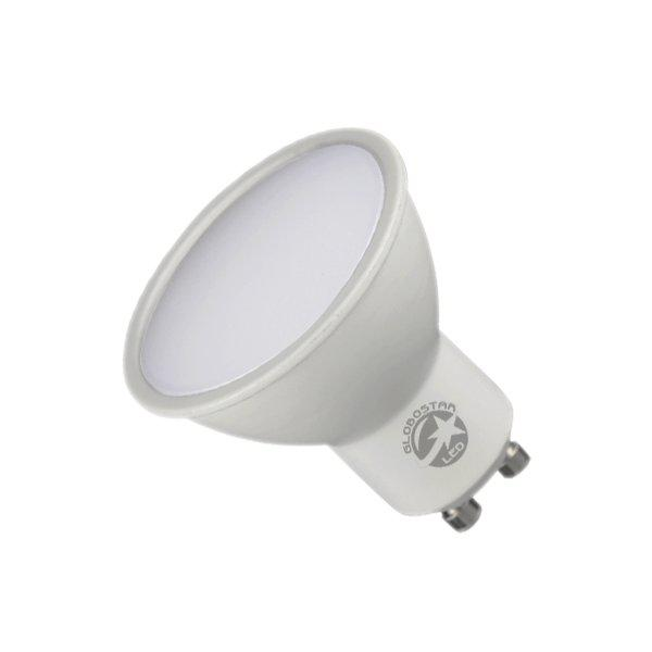 LED Σποτ GU10 8 Watt, 230V, 120°, Dimmable