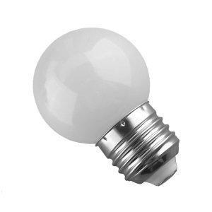 Λάμπα LED Mini E27 2 Watt, 230V, 260°,Θερμό-Ψυχρό-Ημέρας