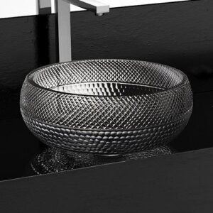 Counter Top Washbasin Glo Ball Crystal Ramada