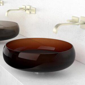 Counter Top Washbasin Glo Ball Murano
