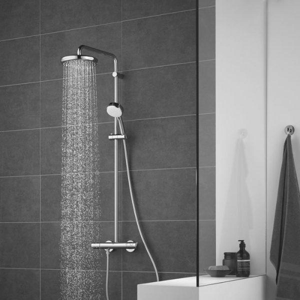 Rainshower Grohe New Tempesta Cosmopolitan With Thermostat