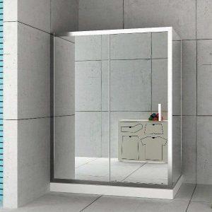 Καμπίνα Ντουζιέρας με Καθρέφτη Παραλληλόγραμμη ENERGY