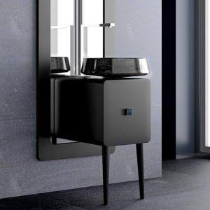 Έπιπλο μπάνιου MISURA DUE με νιπτήρα EXTE