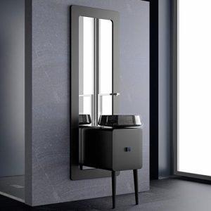 Έπιπλο μπάνιου MISURA DUE χωρίς νιπτήρα