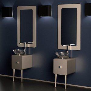 Έπιπλο μπάνιου MISURA UNO χωρίς νιπτήρα