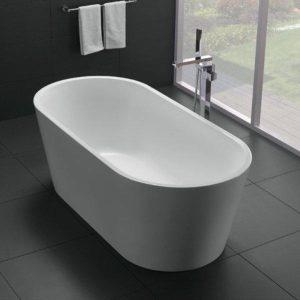 Μπανιέρα Ελεύθερης Τοποθέτησης Diverso White 170*80 cm