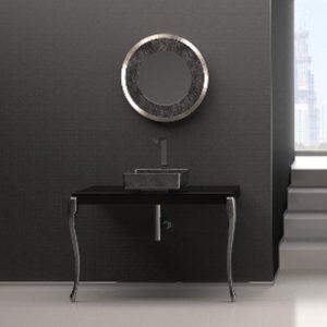 Καθρέφτης Μπάνιου Στρογγυλός BJ Mirror Φ66