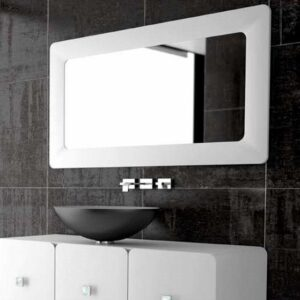 Καθρέφτης Μπάνιου Παραλ/μος Specchio Misura 120*67cm