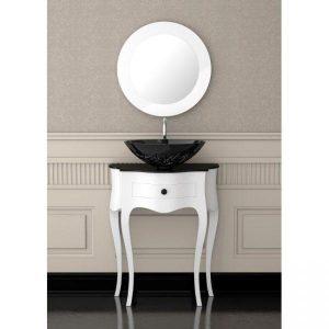 Specchio Tondo Ιταλικός Μοντέρνος Καθρέφτης Μπάνιου Ø70