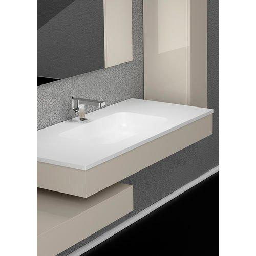 wash basin semi recessed PLAY IN L1020