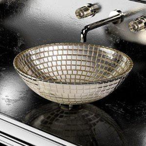 Νιπτήρας Μπάνιου Mosaic Anniversary Platinum