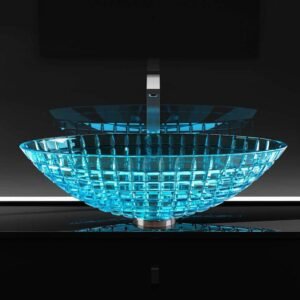 Counter Top Washbasin Luxor Oval Bluemarina