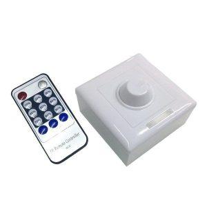 LED Dimmer Τοίχου 220Volt με IR Control 350Watt