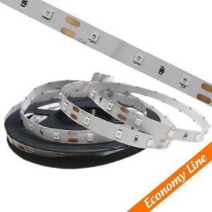 Ταινία LED Eco 4.8Watt, 12Volt, Κόκκινο-Πράσινο-Μπλε