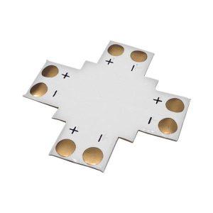 Connector + για Ταινία LED 4.8 Watt