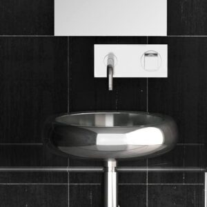 Counter Top Washbasin Round Glo Ball