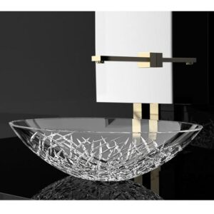 Counter Top Washbasin Ice Oval