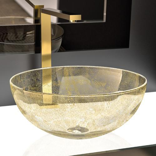 Counter Top Washbasin Laguna Oro