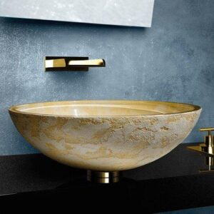 Counter Top Washbasin Round Luna45