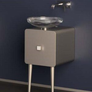 Έπιπλο μπάνιου MISURA UNO+CLIVIA νιπτήρας