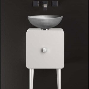 Έπιπλο μπάνιου MISURA UNO+VENICE 40 νιπτήρας