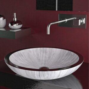 Counter Top Washbasin Round