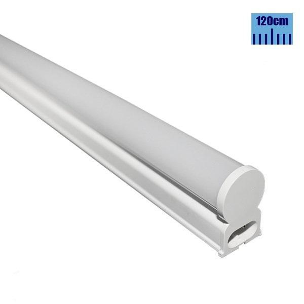 Λάμπα LED T5 120 cm 22 Watt θερμο ψυχρο ημερας