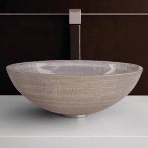 Counter Top Washbasin Round Venice44